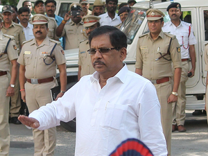 Karnataka Congress Chief G Parameshwara