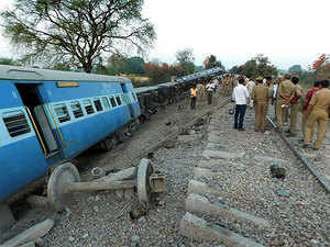 Although the Railways will undertake an inquiry into the causes behind the derailment, Adityanth has asked the state officials to look into the matter at their level