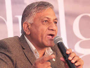 Minister of State for External Affairs V K Singh said the ministry has not authorised Air India to seize and retain passports.
