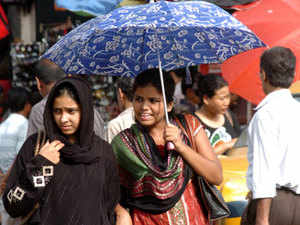 Sunstroke incidents may take place when temperature crosses 40 degrees Celsius and districts across the country showed mercury crossing that mark.