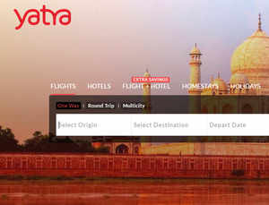 "Sharat Dhall, COO (B2C), Yatra.com says, ""Over the past few years we have observed a surge in travellers booking holiday packages and we are confident that the introduction of 'Yatra Service Assurance' will benefit the customers and transform the way holiday bookings are made."""