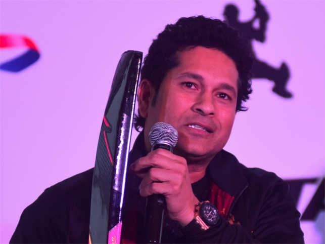 Sachin Tendulkar Starts Digital Innings Launches Cricket
