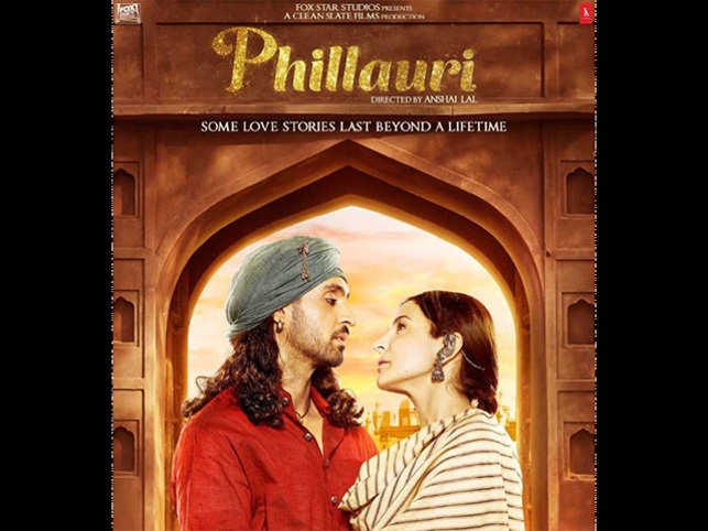Also starring Diljit Dosanjh, the romantic-drama chronicles the story of a young man (Suraj Sharma) who meets a friendly spirit (Anushka) after he reluctantly marries a tree to ward off any threats to his love life.