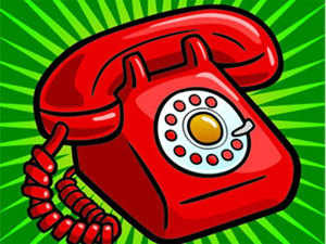 The landline connections have fallen 21.6 per cent in the last five years.