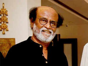 Rumours had gripped Tamil Nadu that Rajinikanth -- whose fan following runs into hundreds of thousands -- may take a major political step on Sunday.
