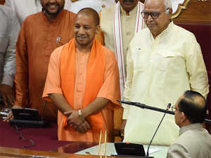 The BJP government in UP is committed to take firm steps against corruption, on the lines of the Centre, he said.