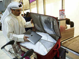 In addition to the loaner option, Qatar will offer all its US-bound passengers one hour of complimentary Wi-Fi. Access for the duration of the flight will cost $5.