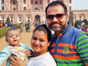 Saurabh Tamrakar, 31, Salaried, has goals for emergencies, child's needs, retirement, annual vacation, and a dream vacation.