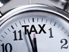  Delay in filing tax return