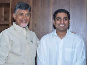 Andhra Pradesh Cabinet: Chandrababu Naidu inducts son, 4 YSRC MLAs ...