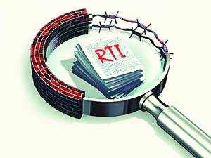 The exercise comes five years after RTI rules 2012 were notified.