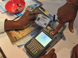 As per the latest government data, 98 per cent of adults or more than 108 crore people in India had been issued Aadhaar cards until February.
