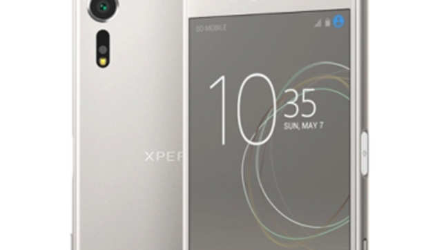 Sony India launches Xperia XZs for Rs 49,990 - The Economic Times