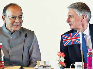 Hammond pointed out that Britain is the largest G20 investor in India in the last 10 years, while India is the third largest investor in the UK.