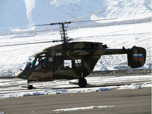 They said 60 Kamov-226T helicopters will be supplied to India in fly-away condition, while 140 will be manufactured in India.