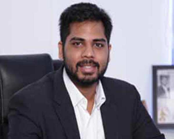 Bullish on V-boards, it can transform Indian construction industry: G Vamsi  Krishna