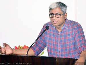 """Ashutosh said, """"Has anyone asked the Congress that why does the party have an office when it has zero seats and the BJP has only three seats in the Delhi Legislative Assembly""""."""