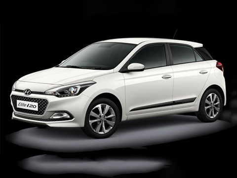 Bleed blue - Feast your eyes on this new Hyundai i20   The