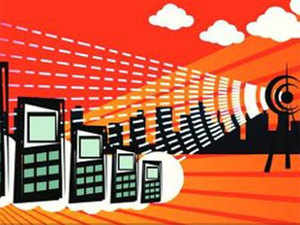 Spectrum usage charge (SUC) collections fell to Rs 1,416 crore from Rs 1,553 crore during the same period.