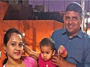 Sukanta Sahoo, 37, Salaried, Bengaluru has goals to save for child's education and wedding, retirement and building a house.