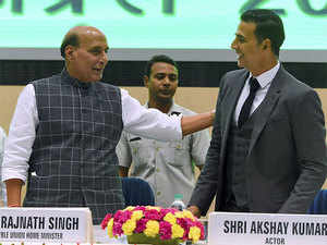 The website, bharatkeveer.gov.in, is a step in this direction and has been launched after Akshay Kumar met Union Home Secretary Rajiv Mehrishi.