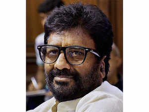 """This is the same flight Gaikwad boarded last month when he lost his cool and hit an Air India staffer """"25 times""""."""