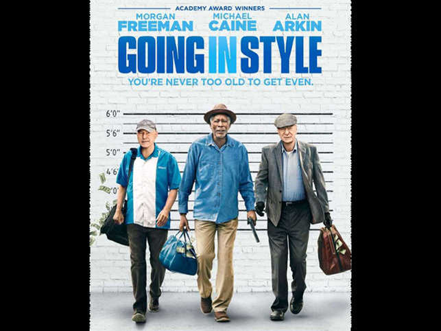 Watching Caine, Freeman and Arkin on screen is engaging enough for audiences to look past the obvious plot fault lines.