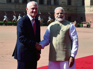 India, Australia sign 6 pacts