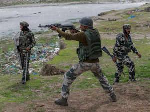 pellet guns rubber bullets may replace pellet guns in kashmir the