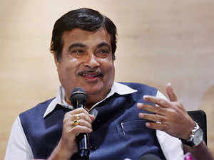 """""""The Customs are asking for a duty of 225 per cent as they say it is a ship, while we are saying that there should be a 45 per cent duty on it as it is a bus,""""  Gadkari said."""