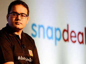 """""""Through this narrative, Bahl is trying to build the credibility of Snapdeal and to regain the faith of employees in the company and its management."""""""