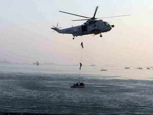 It was an attempt to capture Indian fishermen that turned into a tragedy for Pakistan Maritime Security Agency which entered the Indian waters up to 10 nautical miles. (Representative image)