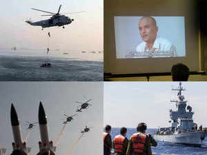Illegally captured by Pakistani personnel, Indian fishermen save their tormentors from drowning, China says no to Moscow, Beijing, Delhi trilateral defence ties, and more top stories.