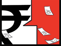 """Amit Gupta, CEO, TradingBells said, """"Tuesday's strength in rupee can be attributed to domestic equity market outperformace as geopolitical uncertainty was weighing on Asian market but markets were under control of bulls. In the near-term, rupee may continue to show its strength and may remain in range of 64.5-64.25 against dollar."""""""