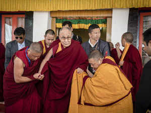 China is opposed to the Dalai Lama's visit to Arunachal Pradesh, particularly Tawang, which it considers as Southern Tibet.