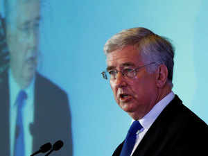 Britain's Defence Secretary Michael Fallon also called for strengthening cooperation between the two countries to effectively deal with terrorism and extremism, calling them a major challenge facing the globe.