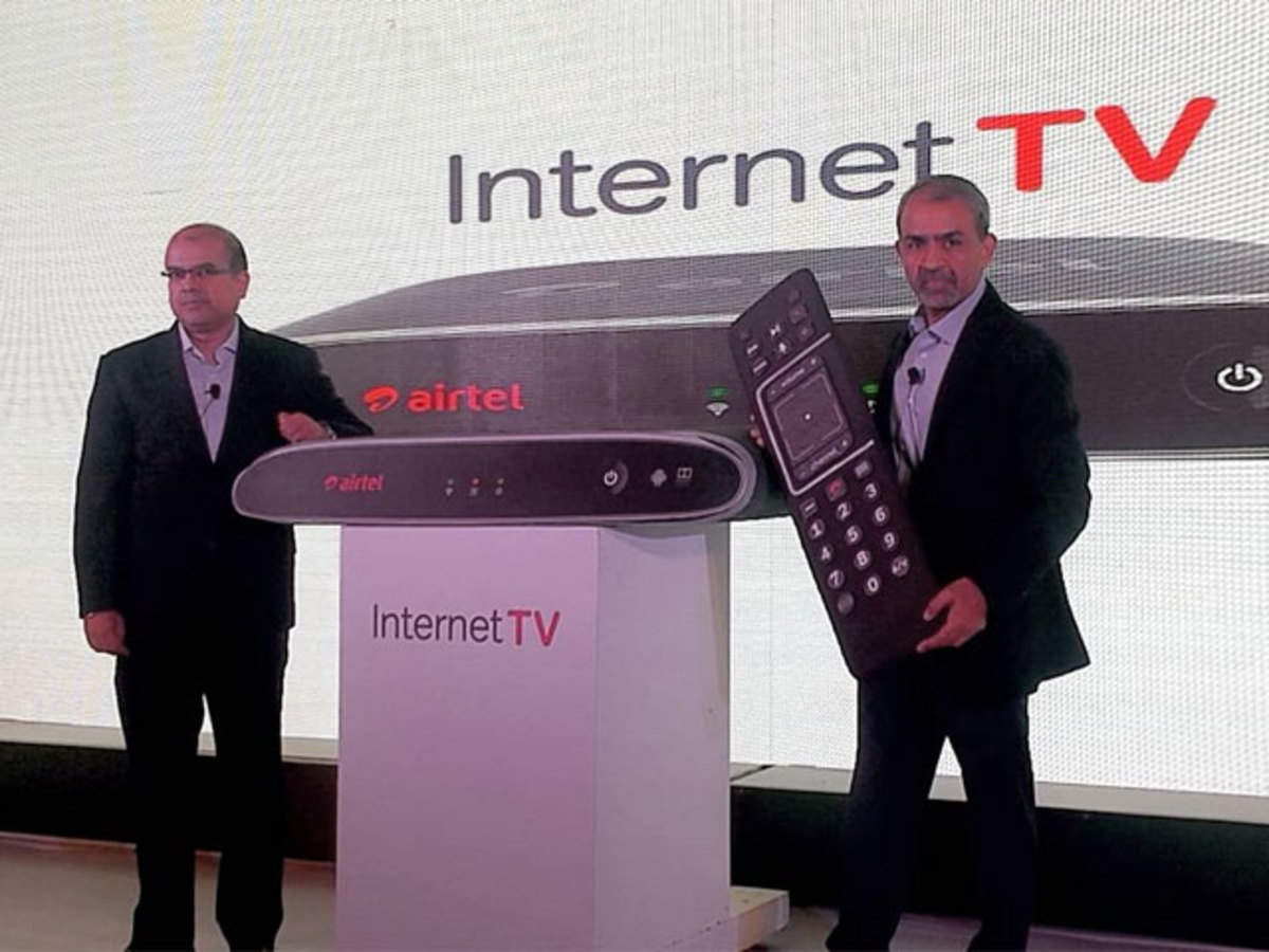 Airtel launches Android based Set Top Box that allows