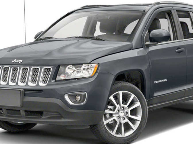Jeep Compass Fiat Chrysler Betting On Indigenously Made
