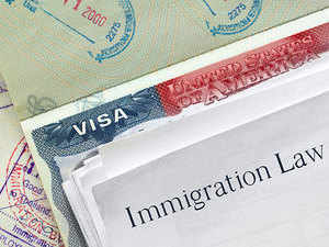 The H-1B visa allows US companies to temporarily employ foreign workers in specialised occupations. The number of these visas granted annually is capped by the federal government.