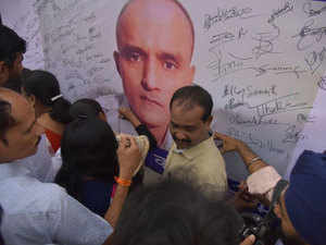"The death sentence to Jadhav, 46, was confirmed by army chief Gen Bajwa after the Field General Court Martial found him guilty of ""espionage and sabotage activities"" in Pakistan."