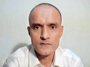 Former Indian naval staff Jadhav was sentenced to death by a military court in Pakistan on the charges of spying.