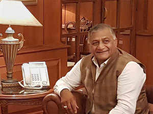 """V K Singh also said, """"New Delhi will ensure that the interests as well as lives of its citizens are protected anywhere in the world."""""""