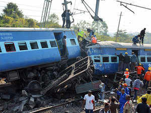 The cause of derailment is yet to be ascertained. Representative Image