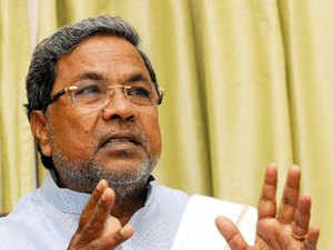 """After its win in UP, the BJP was under the illusion that there is a Modi wave across the country. Yeddyurappa was talking as though he had already become the CM,"" Siddaramaiah said."