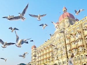 Hotel Taj Palace in Mumbai.