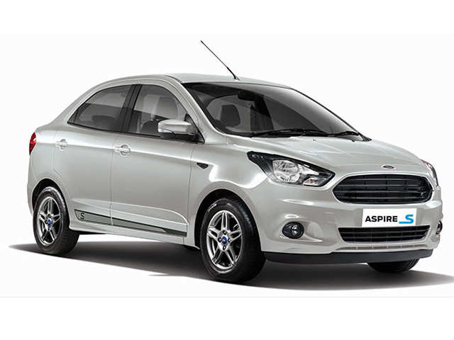 Ford Aspire Sports Edition