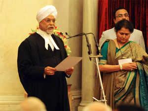 e13728b2a737 No senior advocate steps up for judges  CJI - The Economic Times