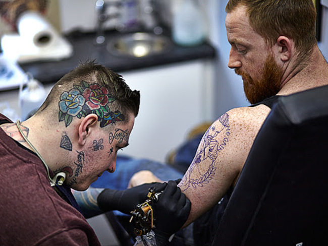 Research in Details Before Getting a Tattoo on Your Upper Shoulder