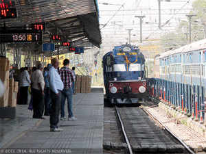 Ministry of Railways have introduced a flexi-fare system in Rajdhani, Shatabdi and Duronto trains.