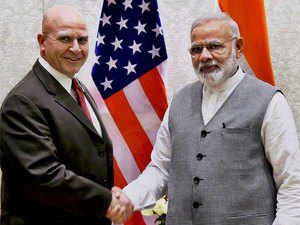 McMaster told Pakistan to deal with its neighbours through diplomacy and not terror proxies. This is very much India's concerns.
